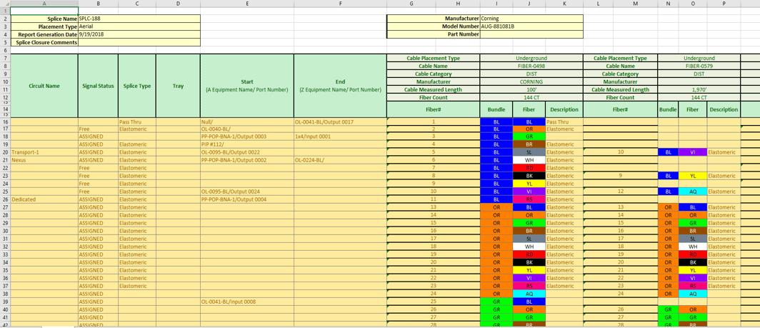 update splice document 9-18